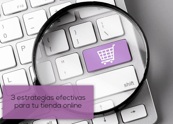 que estrategias son efectivas en un ecommerce
